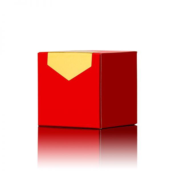 Saffraanpoeder doos