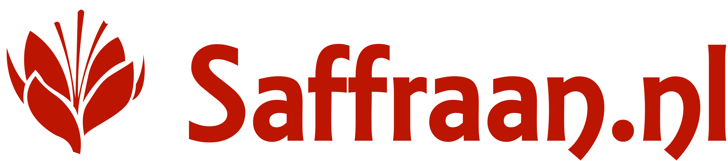 Saffraan.nl Logo