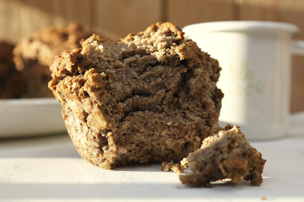 Saffraan muffins